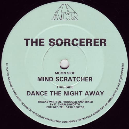 The Sorcerer - Mind Scratcher / Dance The Night Away