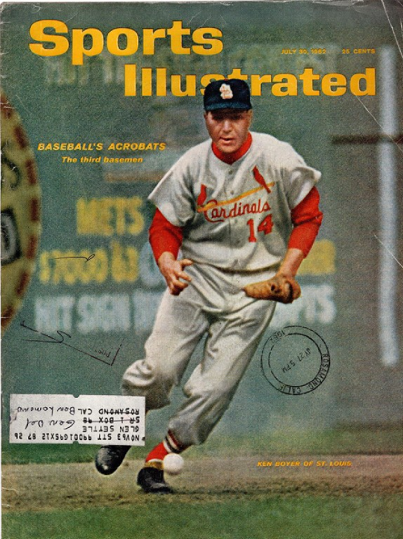 Sports Illustrated, July 30, 1962, N/A