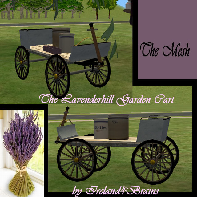 "BPS-ireland4brains-I4-B-Lavender-Hill-Garden-Cart-3"" border=""0"