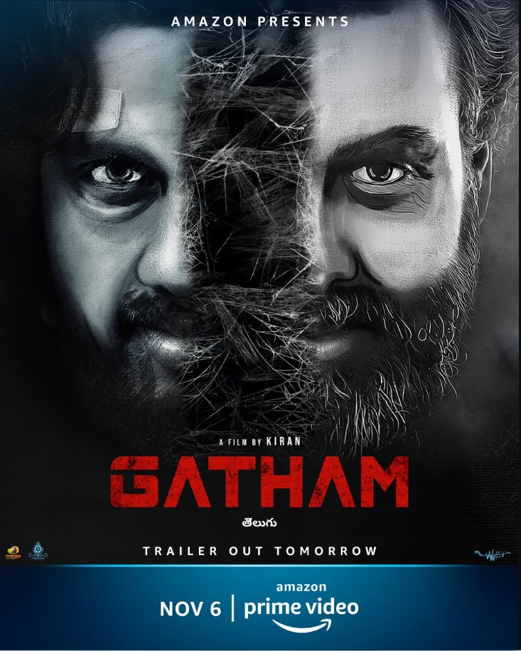 Gatham (2020) Telugu 720p HDRip ESub 950MB | 450MB Download