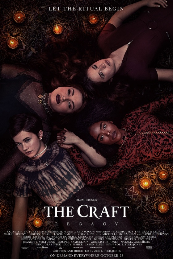 The Craft: Legacy 2020 English 720p HDRip 800MB | 300MB Download