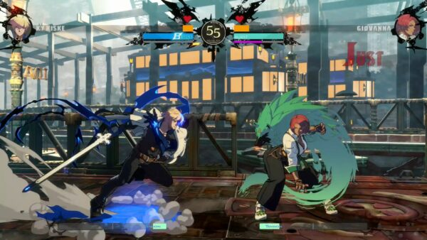 Topics tagged under 聖騎士之戰 on 紀由屋分享坊 Guilty-Gear-Strive-2021-02-09-21-004-600x338-1
