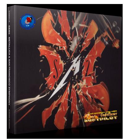 (Thrash Metal) Metallica & San Francisco Symphony - S&M2 (2CD) - 2020 [MP3, tracks, 320 kbps]
