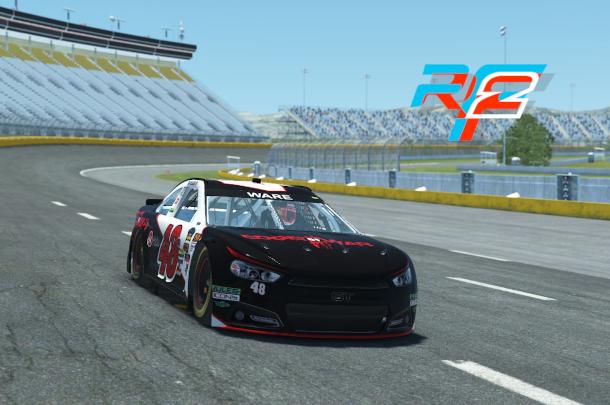 VRC NASCAR Fan race - Charlotte