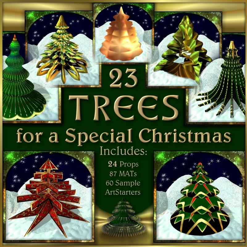 23 Christmas Trees