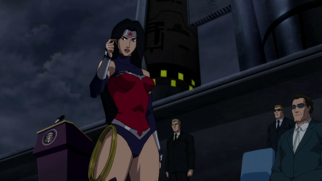 Reign of the Supermen BDRip 720p Latino