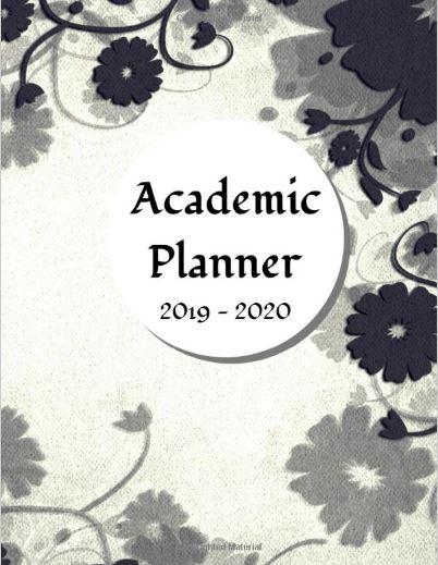 2019 2020 student academic planner