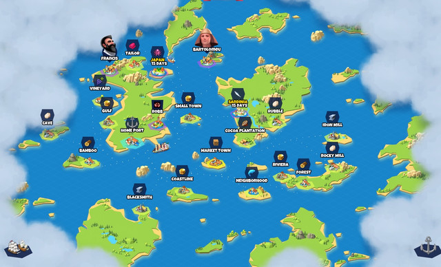 Fully Explored Map