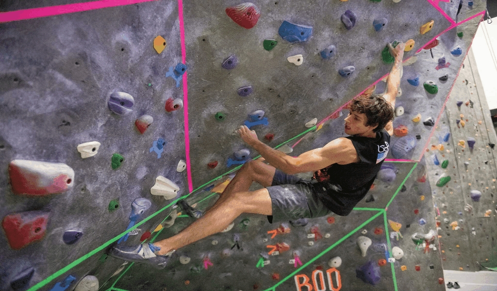 The Idiot's Guide To Majestic Sports Rock Climbing Olympics Described