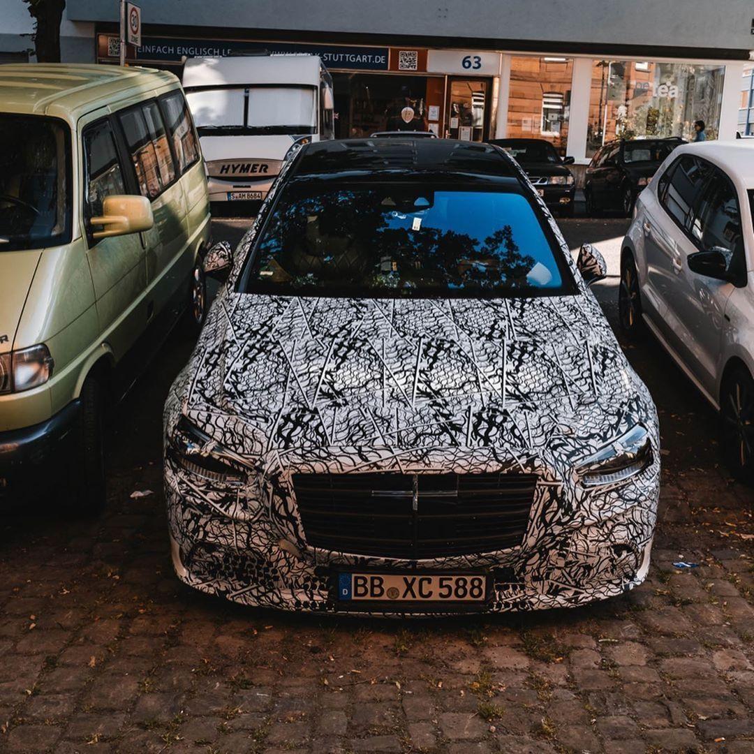 Mercedes-Benz Clase S (W223) 2020 29