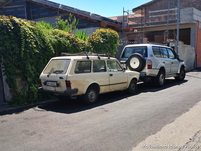 avvistamenti auto storiche - Pagina 9 Fiat-127-Panorama-1050-50cv-81-EH464-EJ-2