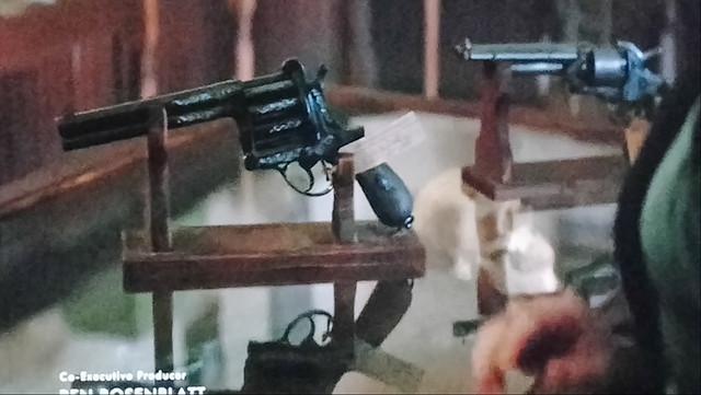 The Alienist Gun