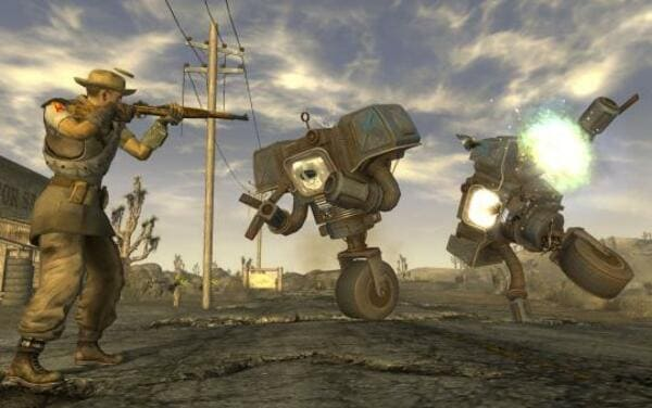 Imagens de Fallout New Vegas