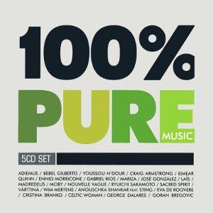 Compilations incluant des chansons de Libera 100-Pure-Music-300