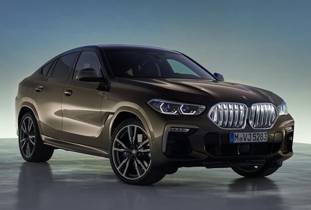 2020 BMW X6 II 48