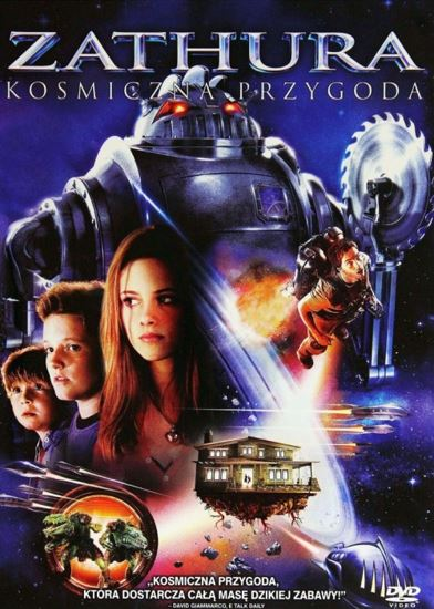 Zathura - Kosmiczna przygoda / Zathura: A Space Adventure (2005) PLDUB.BRRip.XviD-GR4PE   Dubbing PL