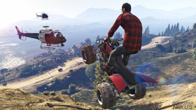 Grand Theft Auto V - Redux [v 1.0.1868/1.50] (2015) скачать торрент RePack от xatab