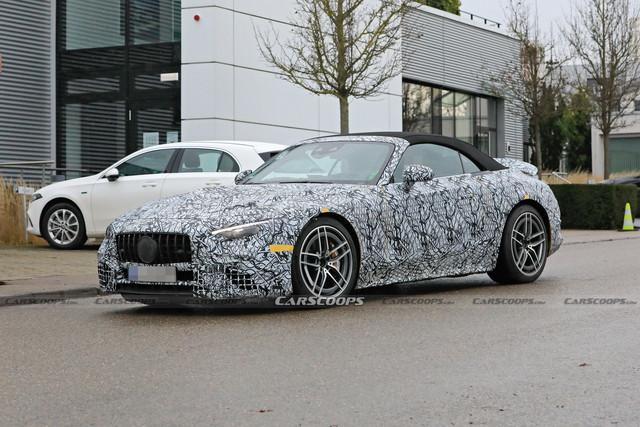 2021 - [Mercedes] SL [R232] - Page 5 EC5-A265-B-D4-CE-43-A7-9931-125-CE3-E1-B765
