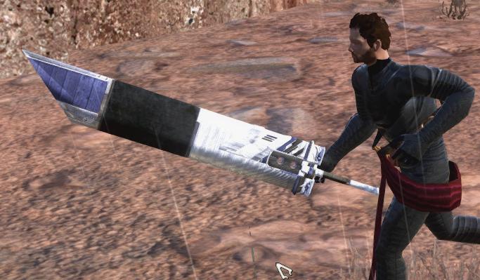 Blaster Rifle/Бластерная винтовка (RU)