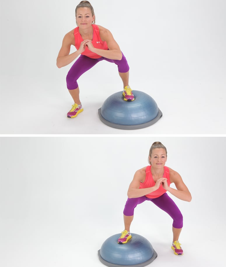Side to Side Squats