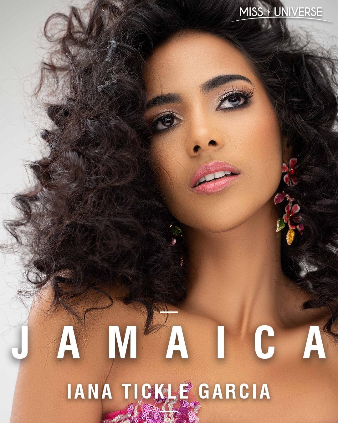 Iana Tickle Garcia (JAMAICA 2019) - Page 2 20