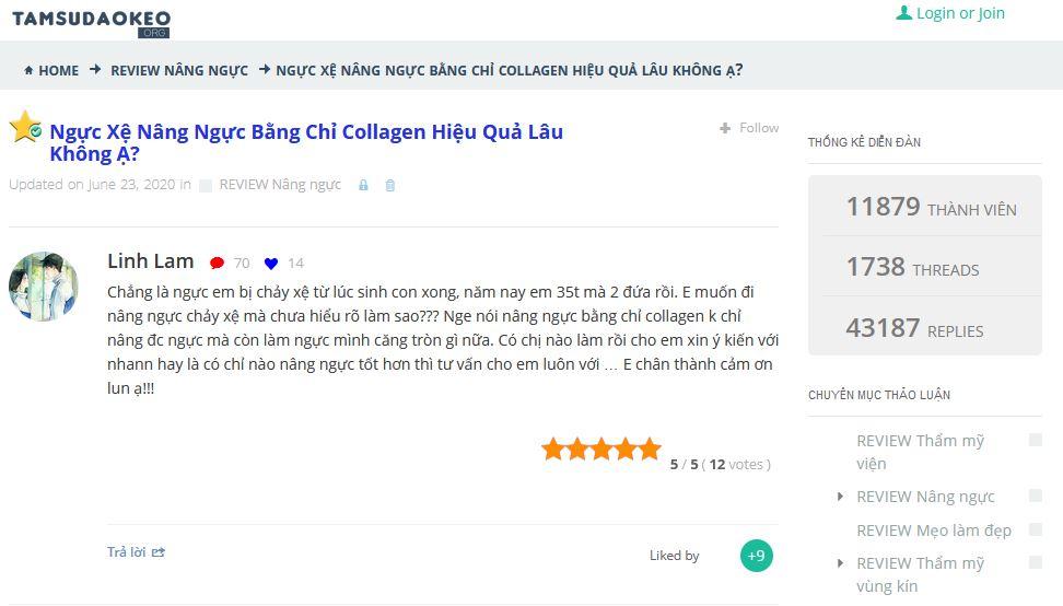 Nâng ngực bằng chỉ collagen - Giá siêu ưu đãi Nang-nguc-bang-chi-collagen-1