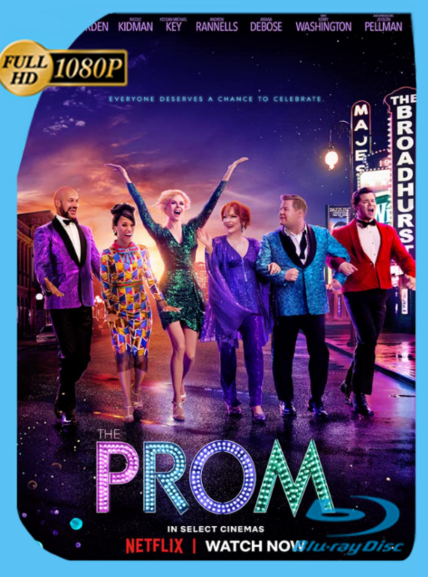 The Prom: El Baile (2020) NF WEB-DL [1080p] Latino [GoogleDrive] [zgnrips]