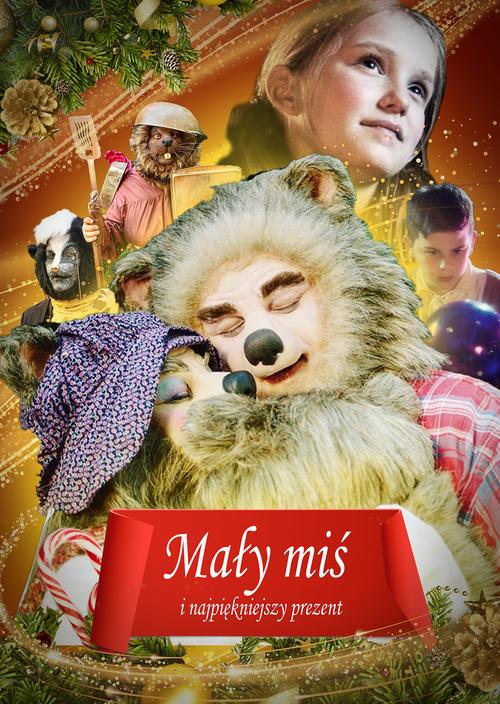 Mały miś i najpiękniejszy prezent / 3 Bears Christmas (2019) PL.1080p.WEB-DL.x264.DD2.0-MXFiLMS / Lektor PL