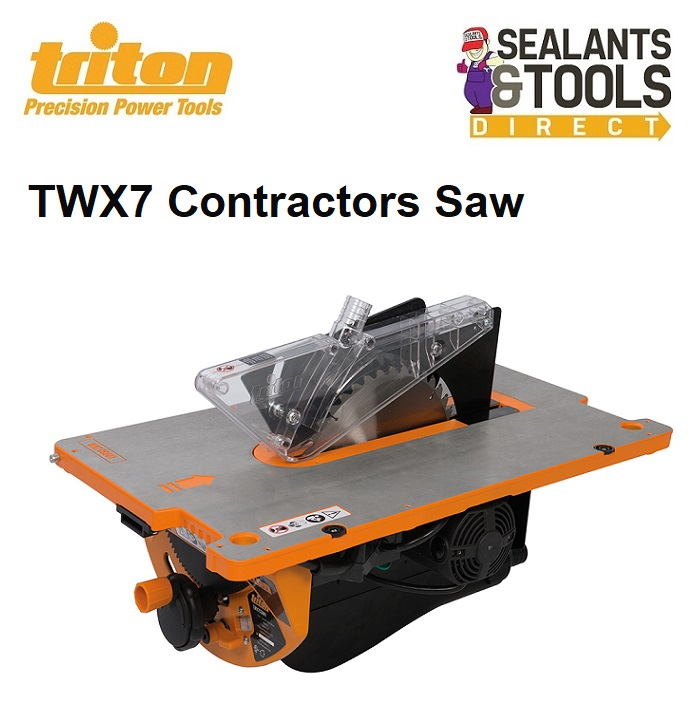 Triton TWX7 Contractor Table Saw Module TWX7CS001 255671