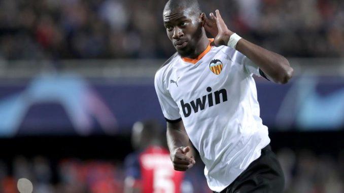 Geoffrey Kondogbia, Atletico de Madrid