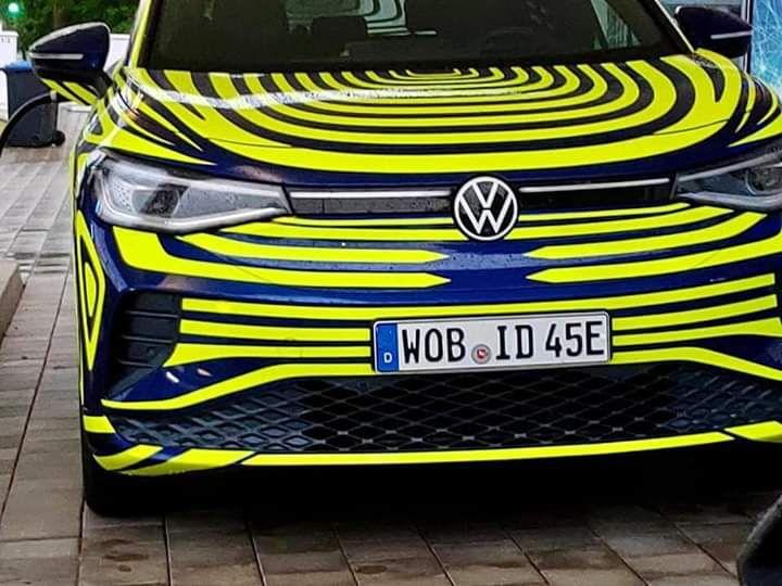 2020 Volkswagen ID.4 62