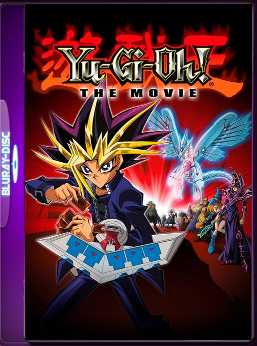 Yu-Gi-Oh! La Pirámide De La Luz [1080P] [Bd-Rip]-60fps Orochimaru69