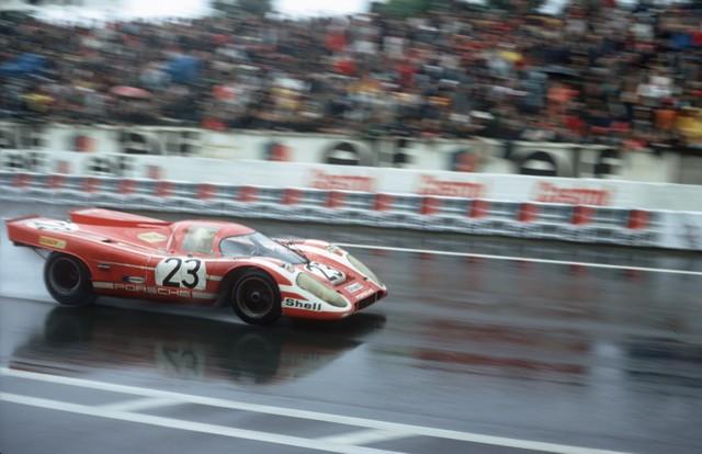 Il y a 50 ans, Porsche a remporté sa première victoire au classement général au 24 Heures du Mans S20-1511-fine