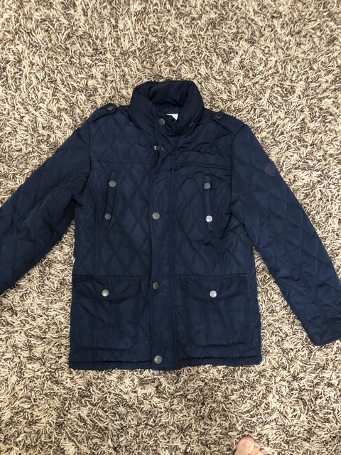 Демисезонные куртки на мальчика размер 140, 146, 152 FCB1548-F-8-A58-43-B0-8-E40-7972712-E1254