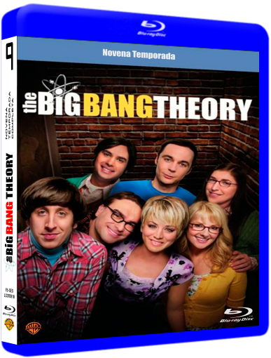 The Big Bang Theory S09 + Extras x265 10Bits 1080p