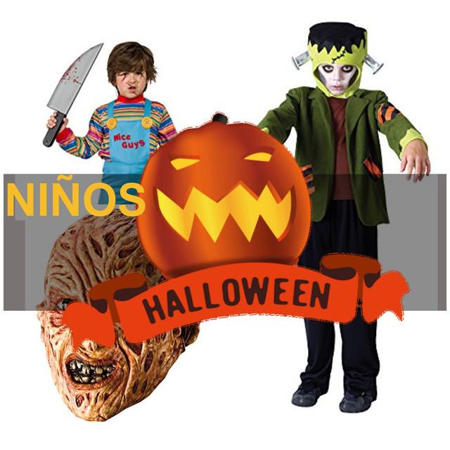 Disfraces para niños adolescentes para Halloween 2021