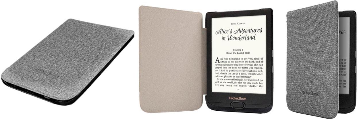 обложка для pocketbook touch lux 4 с магнитами