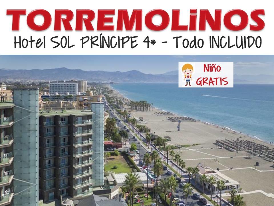 Chollo del verano con Viajes MundiPlayas en Hotel SOL PRÍNCIPE
