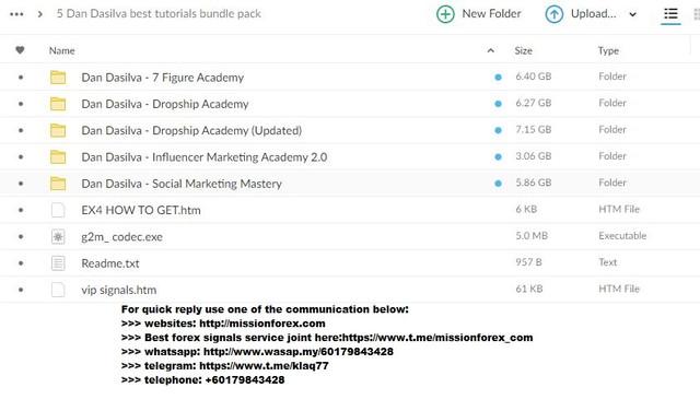 5 Dan Dasilva best tutorials bundle pack (Total size: 28.73 GB Contains: 80 folders 572 files).jpg