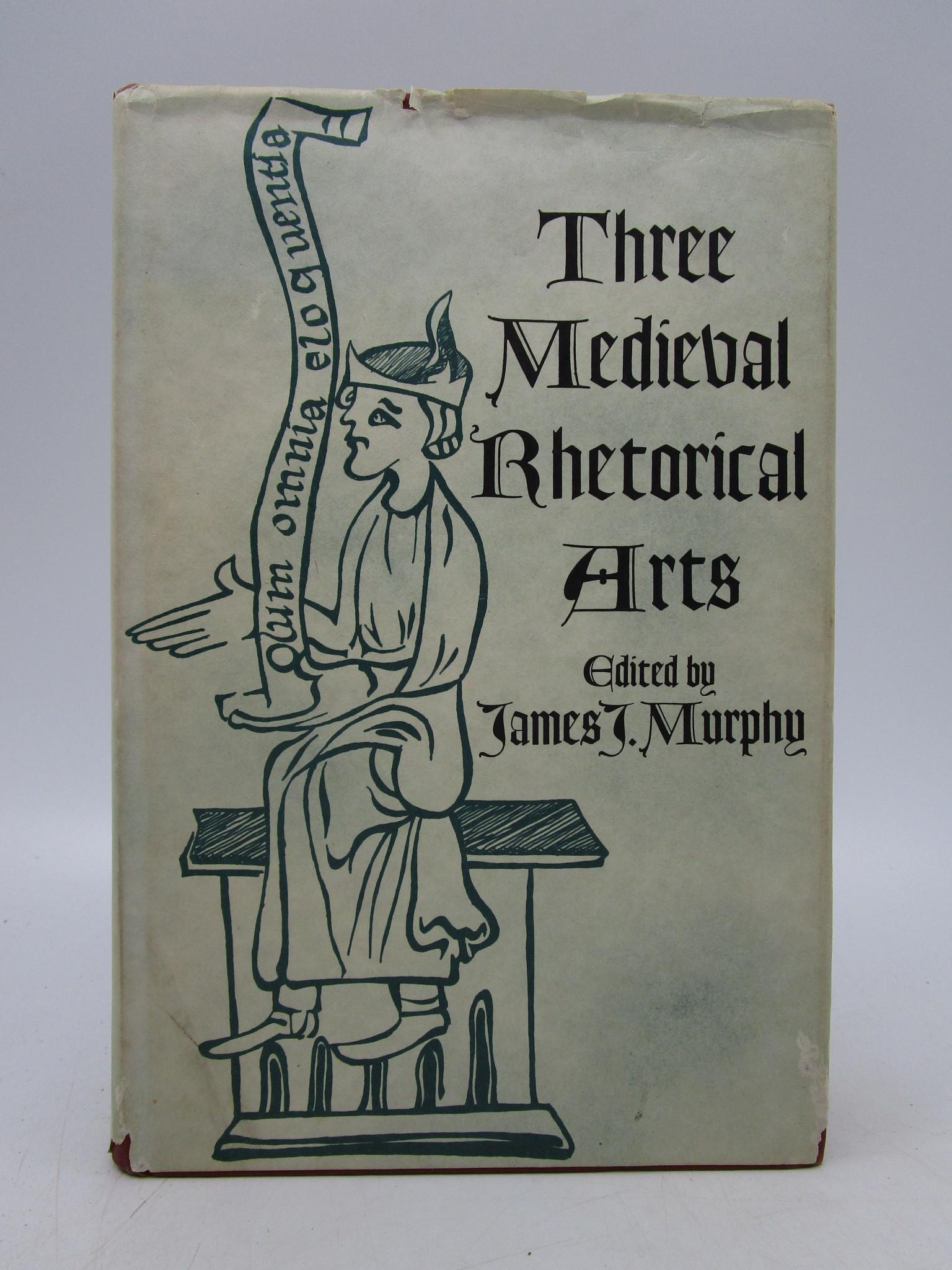 Image for Three Medieval Rhetorical Arts