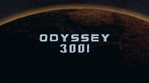 Odyssey 3001 - Opening Titles 31135989 - Project for After Effects (Videohive)