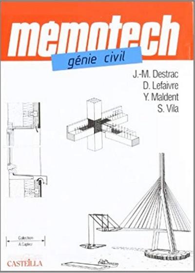 Mémotech Génie civil