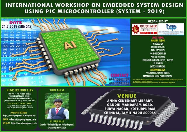 Embedded-System-Design-Poster