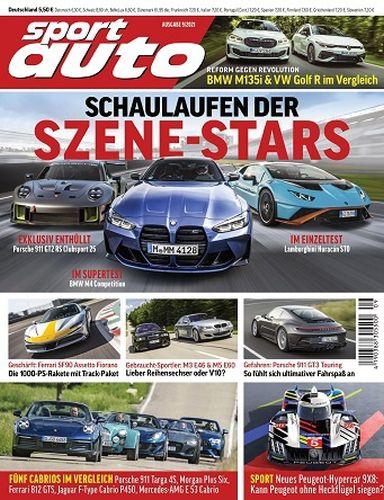 Cover: Sport Auto Magazin No 09 September 2021