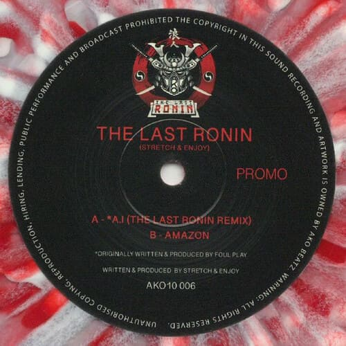 Download The Last Ronin - A.I / Amazon mp3