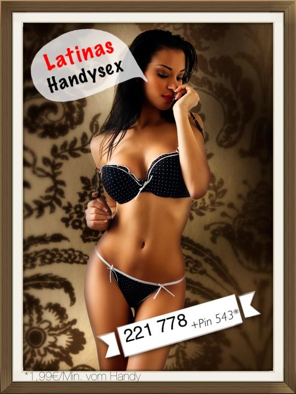 Latinas Handysex live