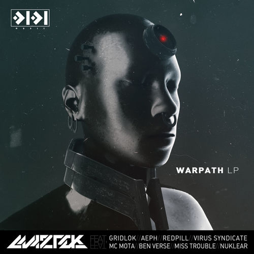 Maztek - Warpath (LP) 2018