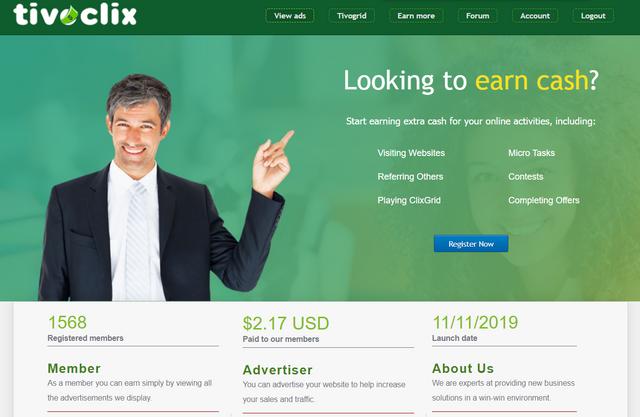 SCAM – TivoClix.com Review – Scam or Paying?