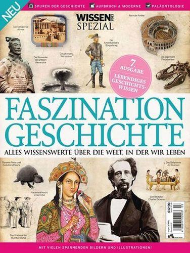Cover: Wissen Das Magazin das Wissen schafft Spezial No 03 2021