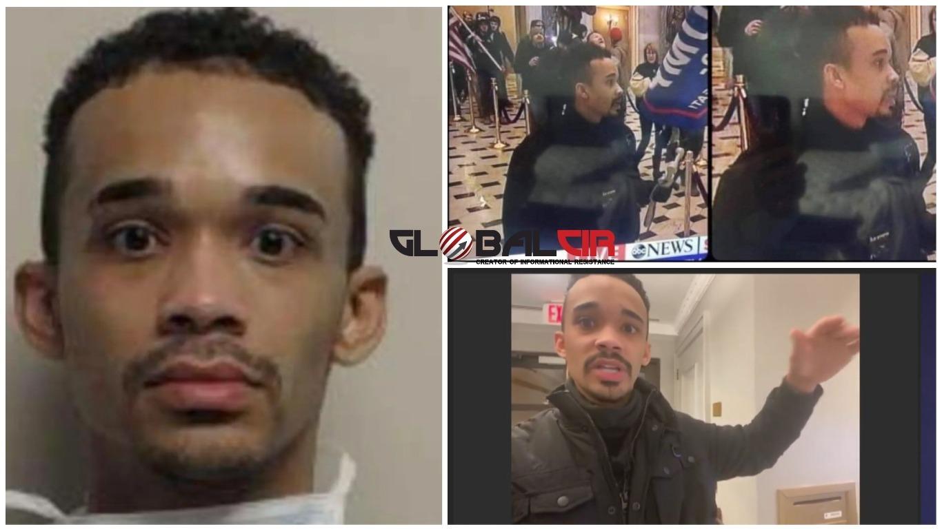 KAKVA JE ULOGA ANTIFA-e I  'BLM' POKRETA U NAPADU NA KAPITOL?! Uhapšen aktivista ANTIFA-e i BLM-a koji je ohrabrivao izgrednike da spale Kapitol!